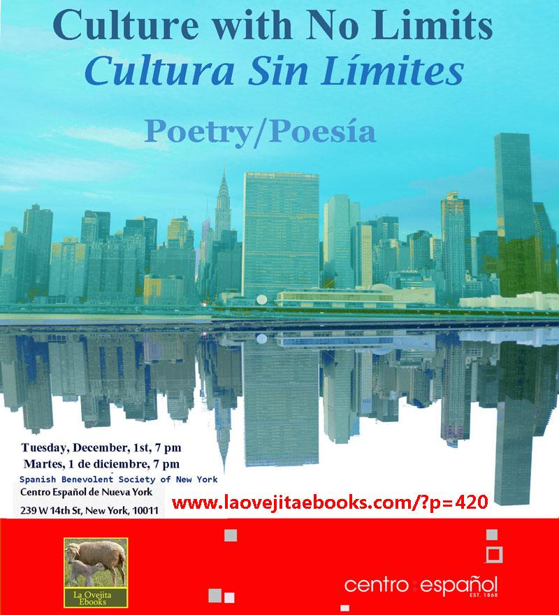 Nuevo evento de libros de poesía, frases e ilustrados, el 1 de diciembre en Manhattan