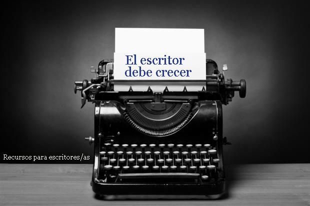 El escritor debe crecer, nuevo recurso para escritores de La Ovejita