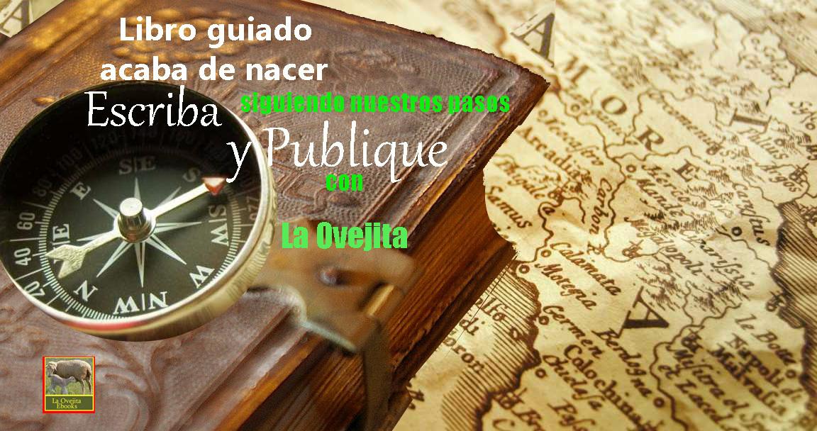 Aprenda y crezca como escritor/a y crea su libro publicándolo y presentándolo después con La Ovejita