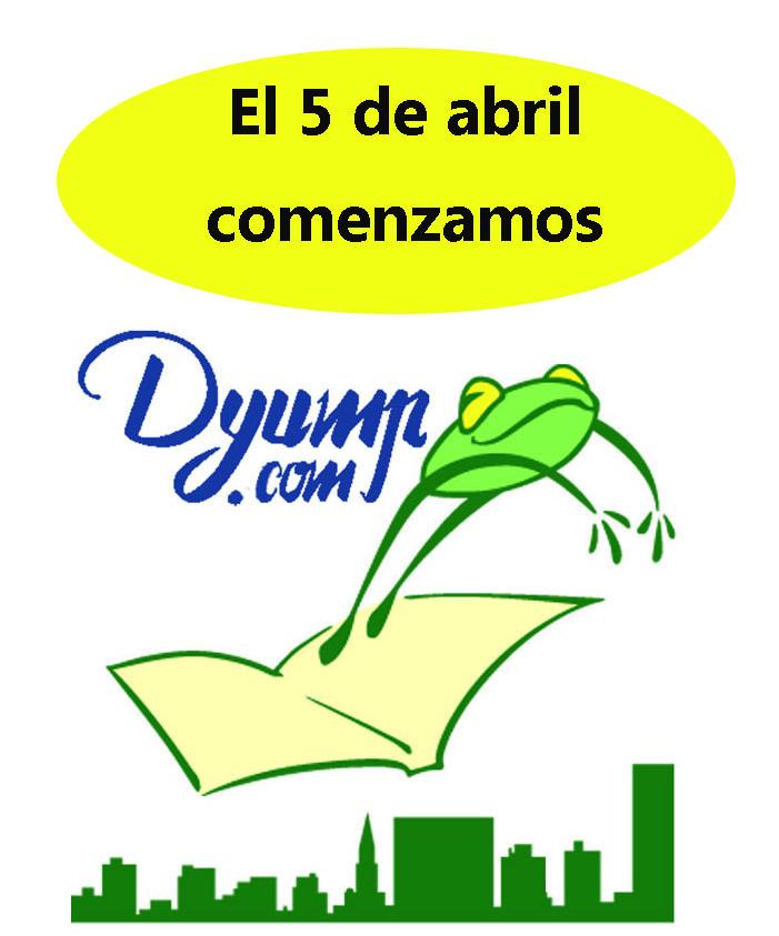 Logoel5deabrilComenzamosDYUMPmed