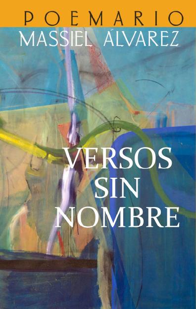 Portada de Versos sin nombre, de Massiel Alvarez